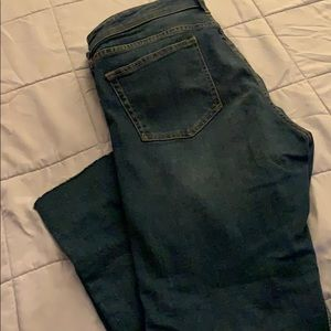 Pilcro and the Letterpress Jeans - Anthropologie Jeans size 32 slim/straight